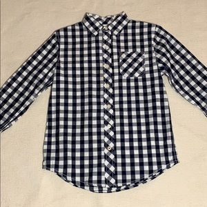 Like NEW Arizona Jean's Boys Plaid Long Sleeves